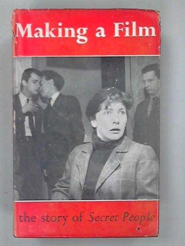 9780047910012: Making a Film