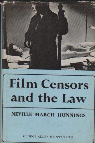 9780047910142: Film Censors and the Law