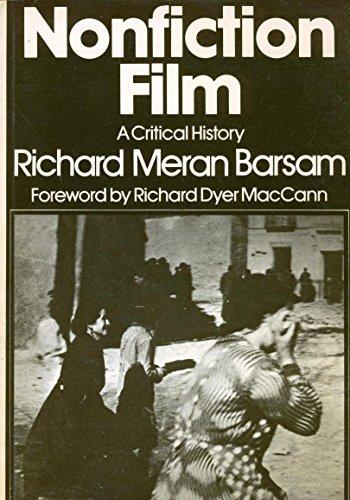 9780047910319: Nonfiction Film: A Critical History