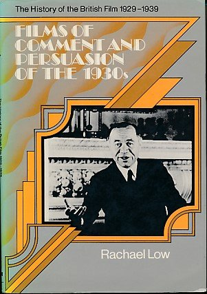 9780047910371: Films of Comment and Persuasion of the 1930's