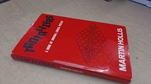 9780047930133: Tantalizers: Book of Original Logical Puzzles