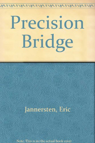 9780047930188: Precision Bridge