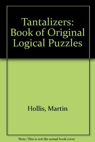 9780047930232: Tantalizers: Book of Original Logical Puzzles