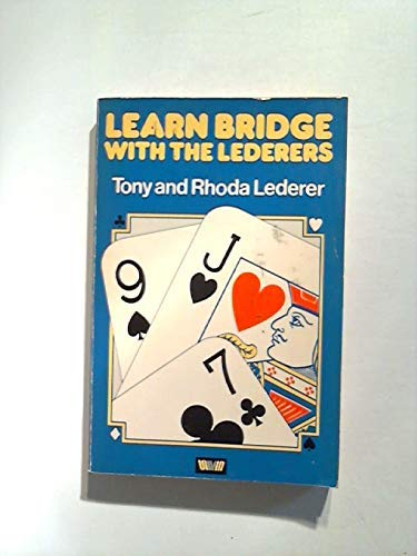 9780047930515: Learn Bridge With the Lederers