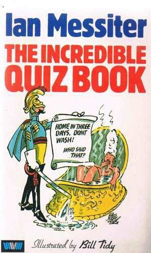 9780047930539: Incredible Quiz Book