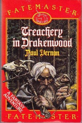 9780047930805: Treachery in Drakenwood (Unicorn)