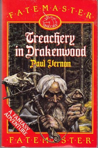 9780047930805: Treachery in Drakenwood (Unicorn)
