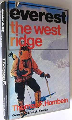 9780047960130: Everest: the West Ridge