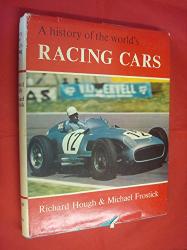 9780047960161: History of the World's Racing Cars