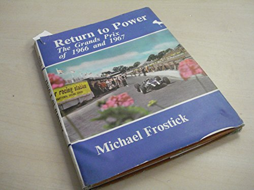 9780047960277: Return to Power