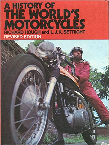 9780047960390: History of the World's Motor Cycles