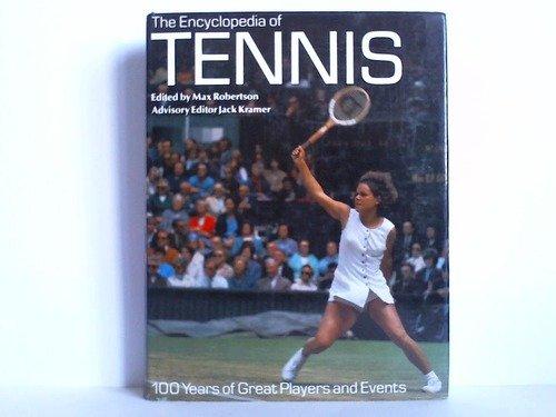 9780047960420: Encyclopaedia of Tennis