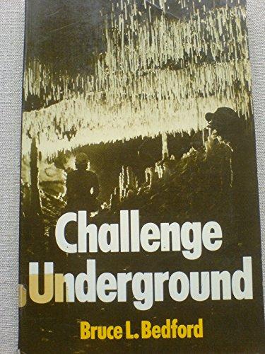 9780047960475: Challenge Underground