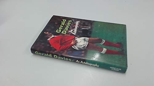 9780047960529: Gerald Davies: An Autobiography