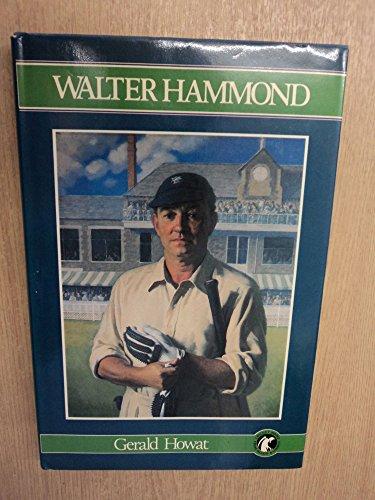 9780047960826: Walter Hammond