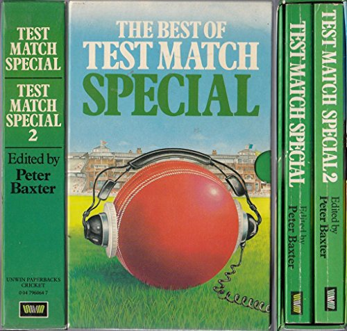 9780047960932: Best of Test Match Special