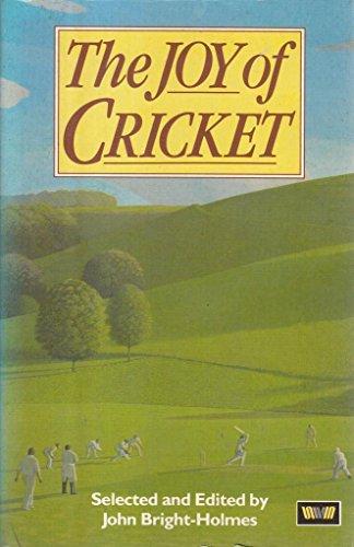 9780047961113: Joy of Cricket