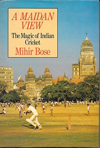 9780047961199: Maidan View: Magic of Indian Cricket