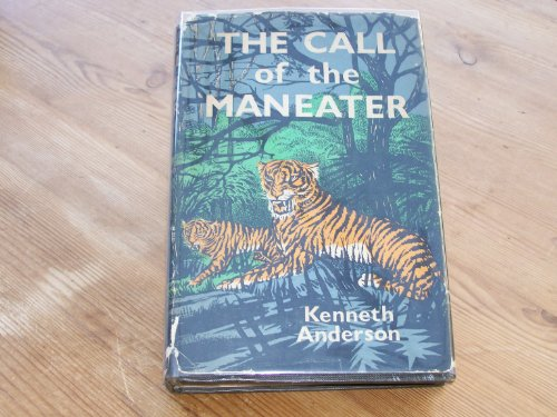 9780047990014: Call of the Man-eater
