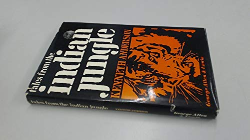 9780047990106: Tales from the Indian Jungle