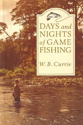 9780047990380: Days and Nights of Game Fishing