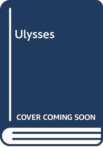 """Ulysses"" (Unwin critical library) (0048000035) by Kenner, Hugh"