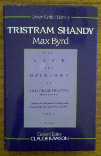 Tristram Shandy (Unwin Critical Library)