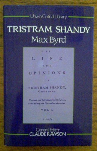 9780048000330: Tristram Shandy (Unwin Critical Library)
