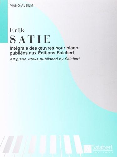 9780048001009: Intégrale des Oeuvres pour Piano Piano