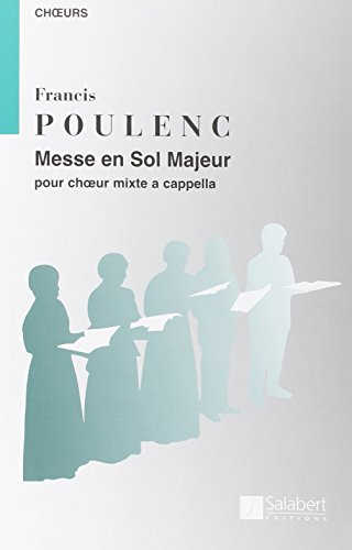 9780048001559: Messe en Sol Majeur