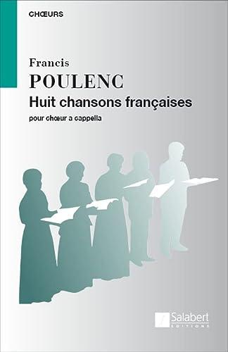 9780048005717: Huit Chansons Francaises