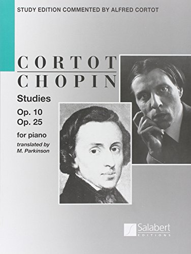 9780048060105: Studies Opus 10 & Opus 25 for Piano Piano