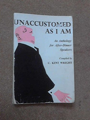9780048080066: Unaccustomed as I am