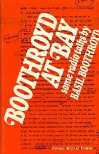 9780048080110: Boothroyd at Bay