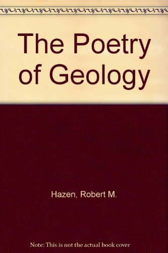 9780048080325: The Poetry of Geology