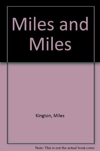 9780048080387: Miles and Miles