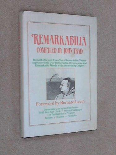 9780048080509: Remarkabilia