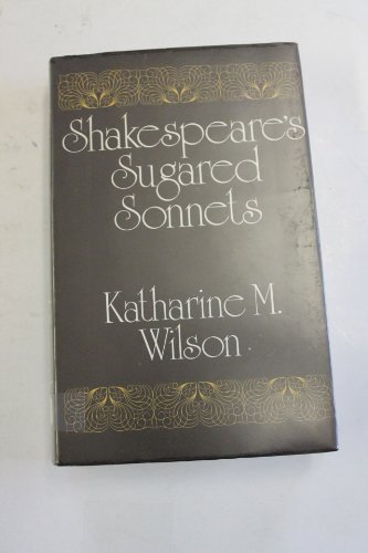 9780048200143: Shakespeare's Sugared Sonnets