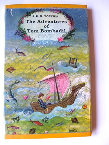 9780048210197: The Adventures of Tom Bombadil and other verses from the Red Book