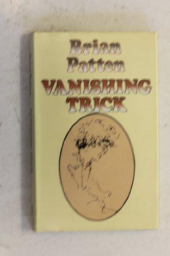 Vanishing Trick (0048210374) by Brian Patten