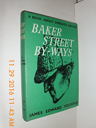 9780048230072: Baker Street By-ways