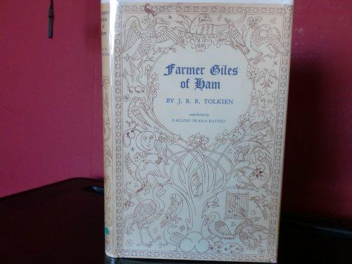 9780048230683: Farmer Giles of Ham
