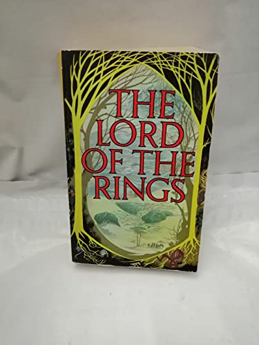 9780048230874: Lord of the Rings: 3v.in 1v