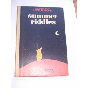 Summer Riddles; or, Little Mops and the: Elzbieta