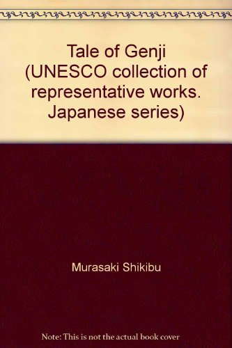 9780048231093: Tale of Genji (UNESCO collection of representative works. Japanese series)