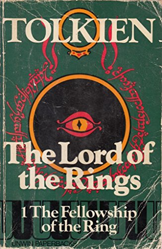 9780048231123: Lord of the Rings: The Fellowship of the Ring v. 1
