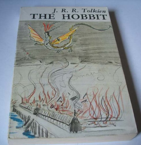 the hobbit or there and back again. illustrated by the author. text in englischer sprache