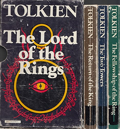 9780048231352: The Lord of the Rings: The Fellowship of the Ring, The Two Towers, The Return of the King (Box Set)