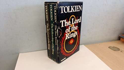 The Lord of the Rings, [3 volume: Tolkien, J R