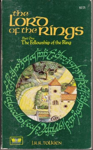 Lord of the Rings: The Fellowship of: J. R. R.